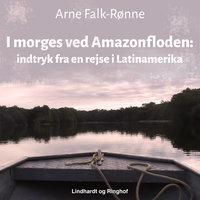 I morges ved Amazonfloden. Indtryk fra en rejse i Latinamerika - Arne Falk-Rønne