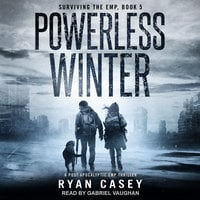 Powerless Winter - Ryan Casey