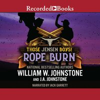 Rope Burn - J.A. Johnstone, William W. Johnstone