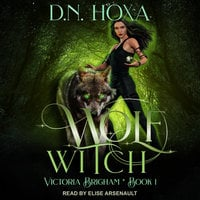 Wolf Witch - D.N. Hoxa