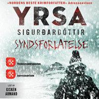 Syndsforlatelse - Yrsa Sigurðardóttir