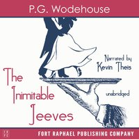 The Inimitable Jeeves - PG. Wodehouse