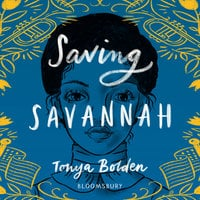 Saving Savannah - Tonya Bolden