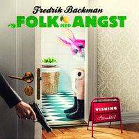 Folk med angst - Fredrik Backman
