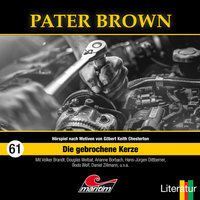 Pater Brown - Folge 61: Die gebrochene Kerze - Thorsten Beckmann