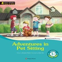 Adventures in Pet Sitting - Suzanne Pitner