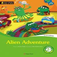 Alien Adventure - Sarah J. Dodd