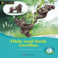 Hide and Seek Gorillas - Brooke Rousseau