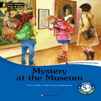 Mystery at the Museum - Cathy C. Hall