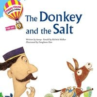 Aesop′s Fables – The Donkey and the Salt - Michele Walker