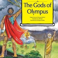 Greek Roman Myths – The Gods of Olympus - Jeffery S. Zeter