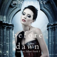 Before Dawn - Morgan Rice