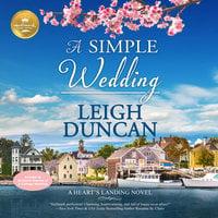 A Simple Wedding - Leigh Duncan