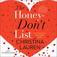The Honey-Don't List - Christina Lauren