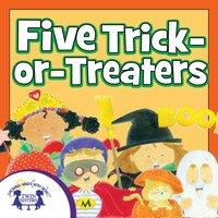 Five Trick-Or-Treaters - Kim Mitzo Thompson, Karen Mitzo Hilderbrand