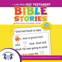 I Can Read Old Testament Bible Stories - Kim Mitzo Thompson