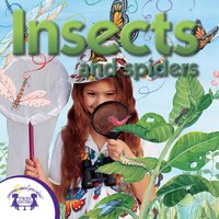 Insects & Spiders - Kim Mitzo Thompson