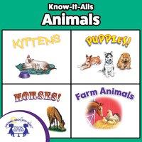 Know-It-Alls! Animals - Christopher Nicholas, Janie Reinart, Dennis Shaely, Joanna Jarc Robinson