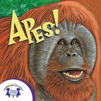 Know-It-Alls! Apes - Carol Harrison