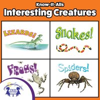 Know-It-Alls! Interesting Creatures - Christopher Nicholas, Jocelyn Hubbell