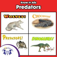 Know-It-Alls! Predators - Irene Trimble, Christopher Nicholas, Jay Johnson, Kenn Goin