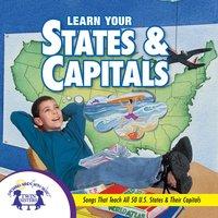Learn Your States and Capitals - Kim Mitzo Thompson, Karen Mitzo Hilderbrand