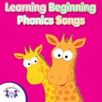 Learning Beginning Phonics Songs - Kim Mitzo Thompson