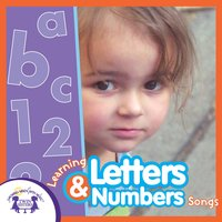 Learning Letters & Number Songs - Kim Mitzo Thompson