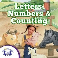 Letters, Numbers, & Counting - Kim Mitzo Thompson, Karen Mitzo Mitzo Hilderbrand