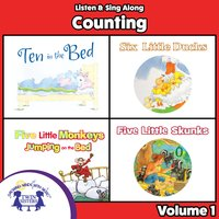 Listen & Sing Along Counting - Kim Mitzo Thompson, Karen Mitzo Hilderbrand, Twin Sisters Productions
