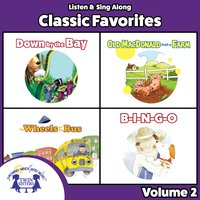 Listen & Sing-Along Classic Favorites - Kim Mitzo Thompson, Karen Mitzo Hilderbrand, Twin Sisters Productions
