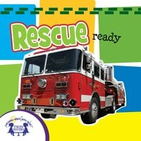 Rescue Ready Sound Book - Kim Mitzo Thompson, Karen Mitzo Hilderbrand