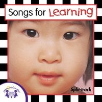 Songs for Learning (Split-Track) - Kim Mitzo Thompson