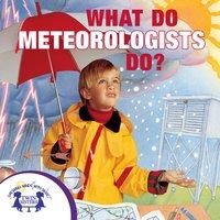 What Do Meteorologists Do? - Kim Mitzo Thompson, Karen Mitzo Mitzo Hilderbrand