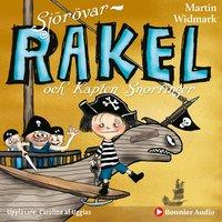 Sjörövar-Rakel och Kapten Snorfinger - Martin Widmark