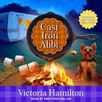 Cast Iron Alibi - Victoria Hamilton