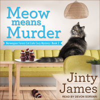 Meow Means Murder - Jinty James