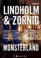 Monsterland - Mikael Lindholm, Lisbeth Zornig, Mikael Lindholm, Lisbeth Zornig
