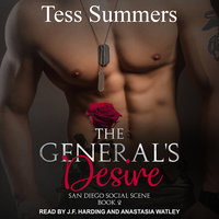 The General's Desire - Tess Summers