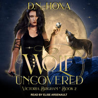 Wolf Uncovered - D.N. Hoxa