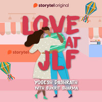 Love at JLF - Yogesh Dashrath