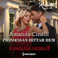 Prinsessan hittar hem - Amanda Cinelli