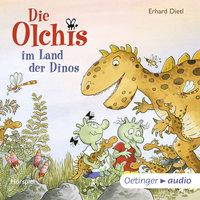 Die Olchis im Land der Dinos - Erhard Dietl