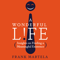 A Wonderful Life: Insights on Finding a Meaningful Existence - Frank Martela