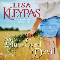 Blue-Eyed Devil: A Novel - Lisa Kleypas