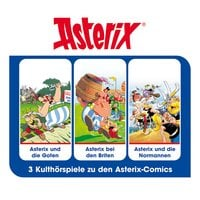 Asterix - Hörspielbox, Vol. 3 - René Goscinny, Albert Uderzo
