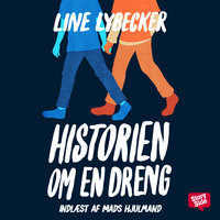 Historien om en dreng - Line Lybecker