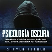 Psicología oscura - Steven Turner