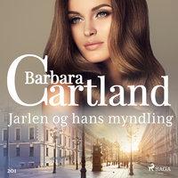 Jarlen og hans myndling - Barbara Cartland