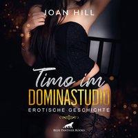 Timo im Dominastudio - Joan Hill